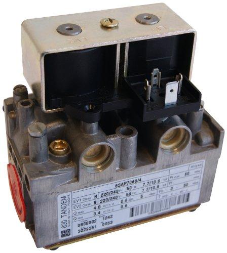 051074 Gaskombiventil VKS 11/2-26/2 E, VKS 12/3-20/3 E Rp1/2