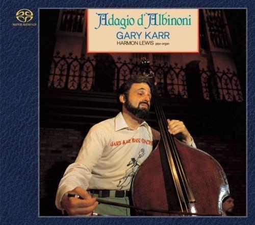 SACD : GARY KARR - Adagio D'albinoni