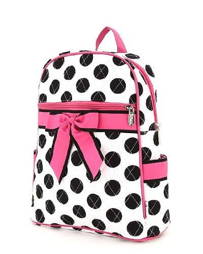Black Backpack Diaper Bag front-1071595