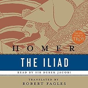 The Iliad Audiobook