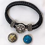 Horse Snap Bracelet