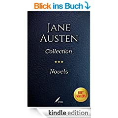 Jane Austen Collection Novels: Pride and Prejudice, Emma, Sense and Sensibility, Persuasion, Mansfield Park, Northanger Abbey (English Edition)
