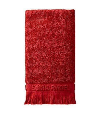 Sonia Rykiel Maison Bise Hand Towel, Brique