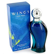 Wings By Giorgio Beverly Hills For Men Eau De Toilette/ Cologne Spray 1 Oz