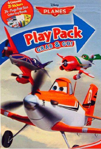 Disney Planes Play Pack Grab & Go