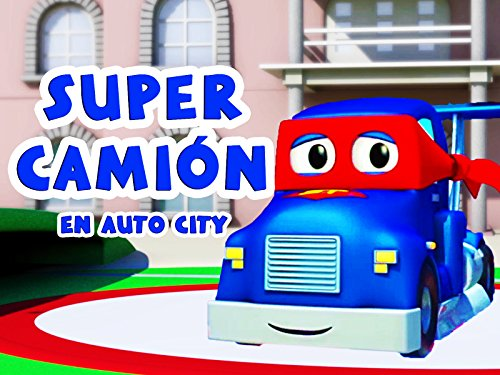 Super Camión en Auto City