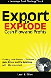 img - for Export to Explode Cash Flow and Profits: Creating New Streams of Business in Asia, Africa, and the Americas with Little Investment book / textbook / text book