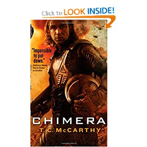 Chimera (The Subterrene War) -  T.C. McCarthy