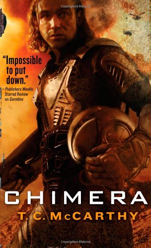Image of Chimera (The Subterrene War)
