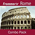 Frommer's Rome Combo Pack: Best of Rome & Trastevere Walking Tour (       UNABRIDGED) by Alexis Lipsitz Flippin Narrated by Pauline Frommer