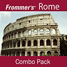 Frommer's Rome Combo Pack: Best of Rome & Trastevere Walking Tour Speech by Alexis Lipsitz Flippin Narrated by Pauline Frommer