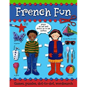 French Fun new colour edition (Language Activity)