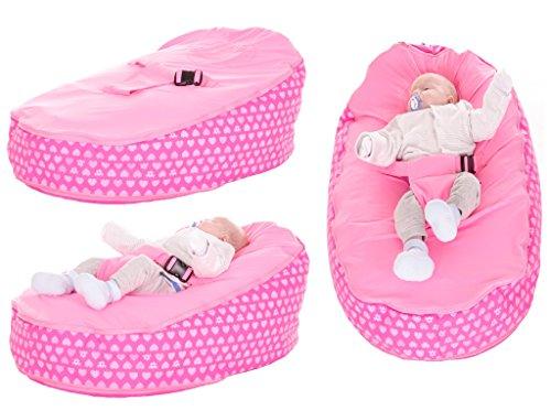 Astonishing Best Price Baby Bean Bag By Lilypod Uk Cheap Nursery Furniture Machost Co Dining Chair Design Ideas Machostcouk