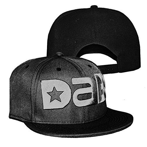 DAB-Logo-Cap-Snapback-Hat-Design-Multiple-Colors-Black-Gray