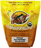 GF Harvest Gluten Free Organic Rolled Oats, 41-Ounce Pouch