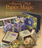 img - for Magenta Style: Paper Magic book / textbook / text book