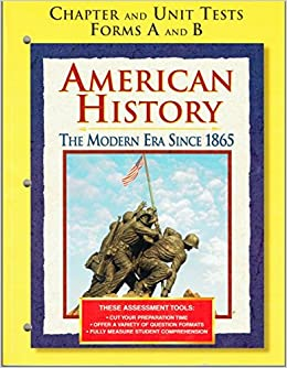 american history unit 1 2 exam review American history ii a battle lost or won is easily described, understood,  there will be a nc final exam for this course that counts 20% of the final grade.