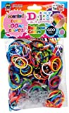 Loom Bandz Rainbow Colors YUMMY SCENTED Zupa Loomi Bandz D.i.Y. (600 Bands per Pack) + 3 Free Loom Charms To Decorate Your Bracelet!!!