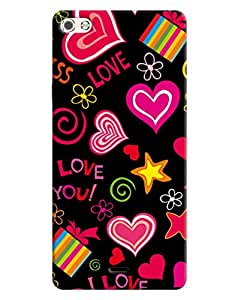 Back Cover for Micromax Canvas Sliver 5 Q450