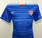 Nike USA Stadium Away Jersey (GAME ROYAL/LOYAL BLUE/FOOTBALL WHITE/FOOTBALL WHITE) (M)