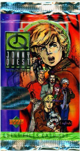 Jonny Quest the Real Adventures Trading Card Pack by Jonny Quest (Jonny Quest Action Figure compare prices)