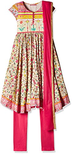 Biba Girls' Salwar Suit