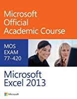 Exam 77-420 Microsoft Excel 2013 Front Cover