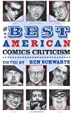 The Best American Comics Criticism