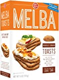 Old London Melba Toasts, Whole Grain, 5 Ounce (Pack of 12)