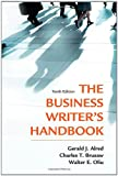 img - for The Business Writer's Handbook, Tenth Edition book / textbook / text book