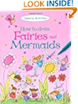 Fairies And Mermaids (How To Draw)