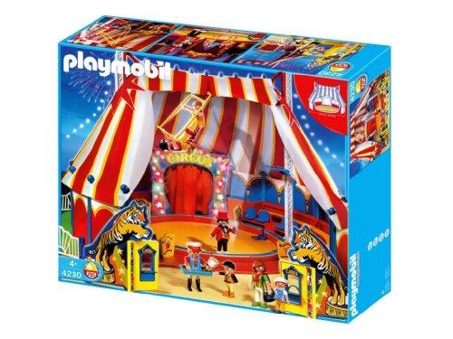 Jouet : Playmobil - 4230 - Grand Chapiteau Cirque