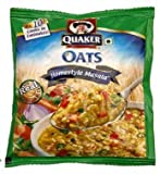 QUAKER OATS MASALA ASSORTED FLAVOURS FRESH STOCK 28 GM EACH (PACK OF 5)