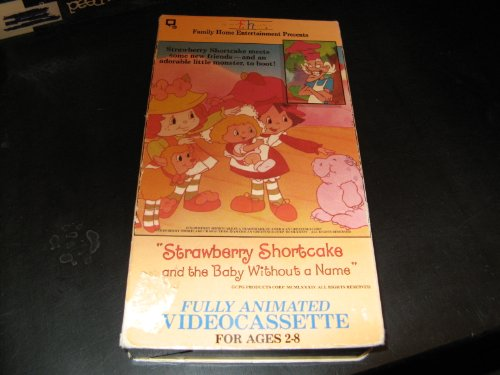 Strawberry Shortcake - The Baby Without A Name [Vhs] front-1022249