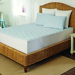Mattress Pad Topper This King Size Cooling Gel Memory Foam Mattress Pad Is Ideal