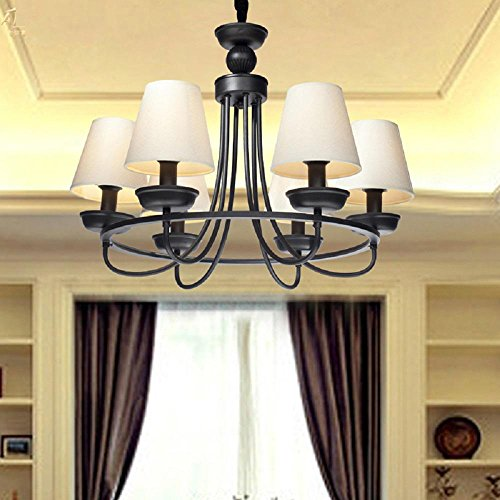 continental-lustre-tissu-north-american-tour-lustre-en-fer-forge-eclairage-jardin-salon-salle-a-mang