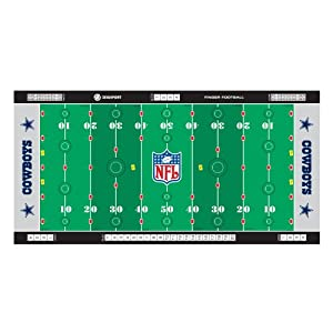 Dallas Cowboys Finger Football!