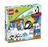 レゴ デュプロ 白くまとペンギン 5633