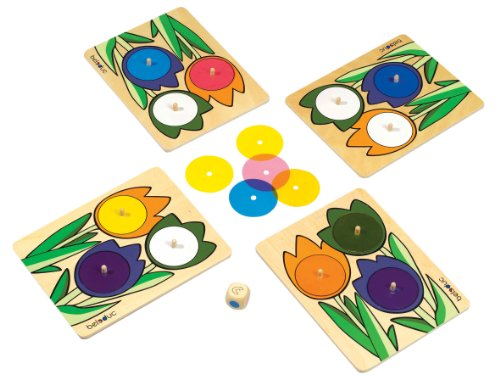 Hape - Beleduc - Flower Power Game