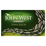 John West Reserve Tuna Slices in Olive Oil (120g)