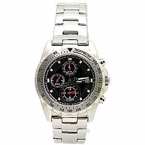Pulsar PF3977X Men's 100M Chronograph Watch
