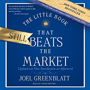 The Little Book That Still Beats the Market Audiobook