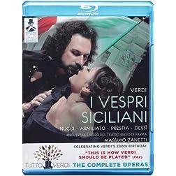 I Vespri Siciliani [Blu-ray]