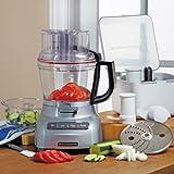KitchenAid 13-cup Die-Cast Food Processor, KFP1344: Exclusive Metallic Chrome