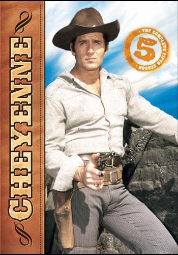DVD : Cheyenne: The Complete Fifth Season