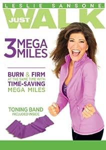 Leslie Sansone: 3 Mega Miles with Toning Band