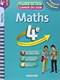 Maths 4e : cahier de révision et d'entraînement