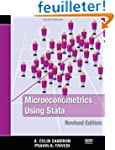 Microeconometrics Using Stata