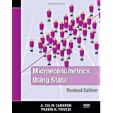 Microeconometrics Using Stata, Revised Edition ~ Adrian Colin Cameron