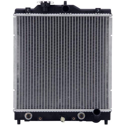 Spectra Premium CU1290 Complete Radiator for Honda Civic (1993 Civic Radiator compare prices)